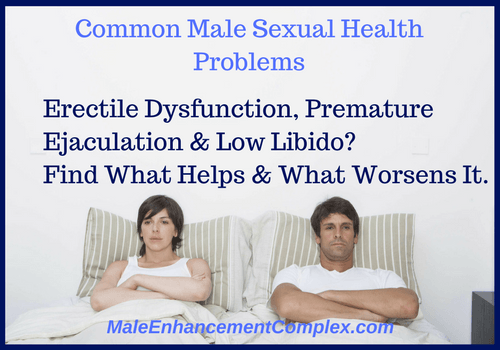 Common Male Sexual Health Problems