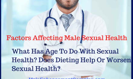 Factors Affecting Male Sexual Health