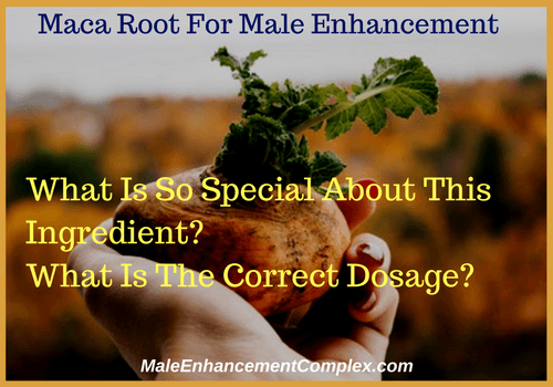 Maca Root For Male Enhancement | Benefits, Side Effects & How To Use