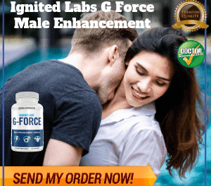 Ignited Labs G Force Male Enhancement | Reviews, Ingredients & Shark Tank