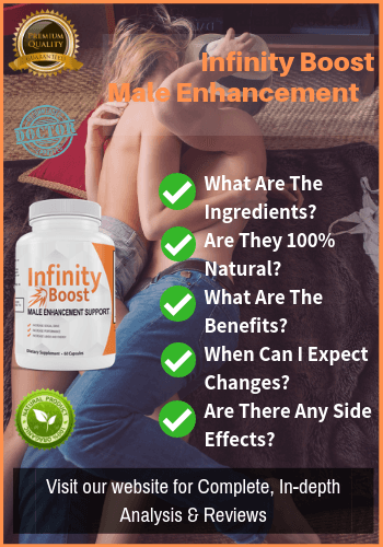 Infinity-Boost-Male-Enhancement-Ingredients