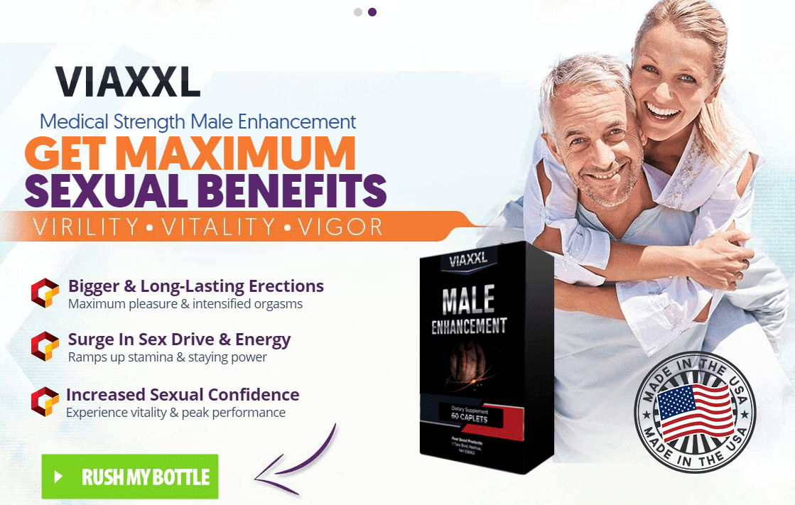 ViaXXL Male Enhancement - Reviews
