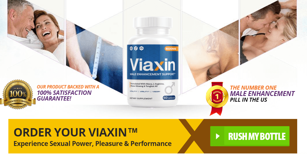 Viaxin Male Enhancement - Reviews