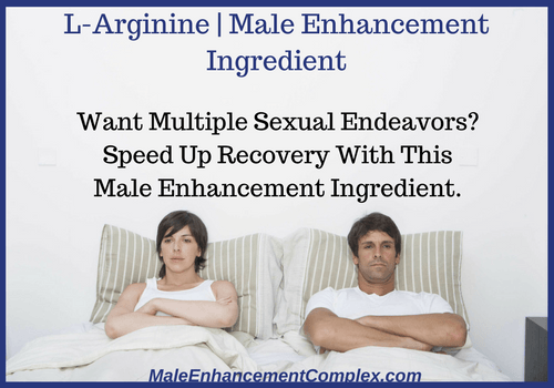 L-Arginine For Male Enhancement -MaleEnhancementComplex.com