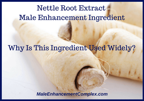 Nettle Root Extract | Male Enhancement Ingredient