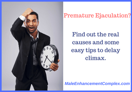 Premature Ejaculation Problems