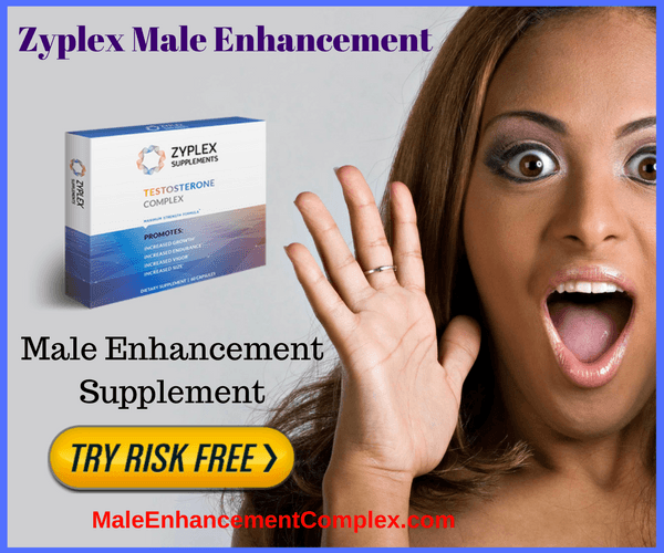 Zyplex Male Enhancement - Reviews-MaleEnhancementComplex.com