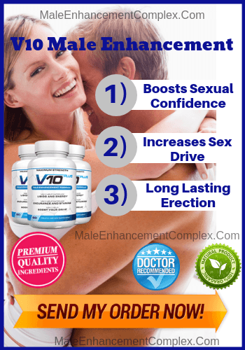V10 Male Enhancement | Reviews By Experts On Male ED Pills