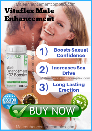 Vitaflex Male Enhancement - Reviews - Maleenhancementcomplex.com