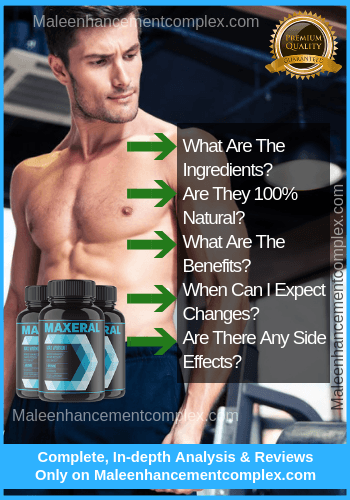 Maxeral Max Workout - Reviews - Maleenhancementcomplex.com