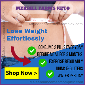 Merrill Farms Keto - Reviews - Maleenhancementcomplex.com